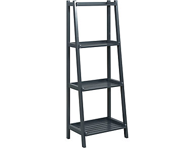Radford Graphite Ladder Shelf, , large