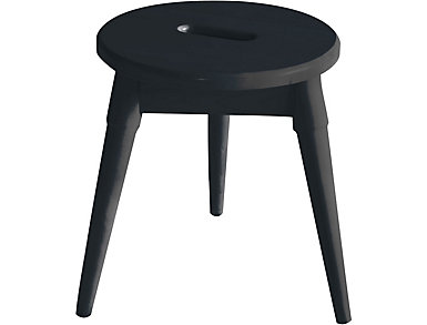 Griffin Graphite Tripod Stool, , large