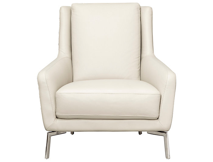 Incredible Tesla Accent Chair Upholstered In 100 Percent Genuine Pdpeps Interior Chair Design Pdpepsorg
