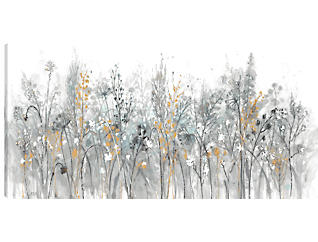 Golden Meadow Canvas Wall Art, , large