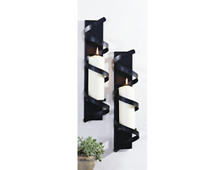 Twirl Wall Sconce (Set of 2), , large