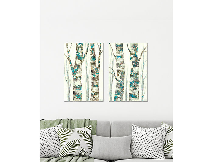 Enchanted Tree II Canvas Art, , large