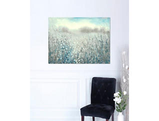 Field Canvas Art, , large