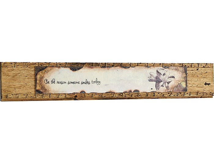 Be The Reason Wooden Wall Art, , large