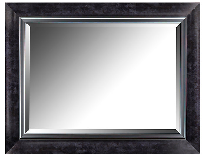 Ottawa Black Wall Mirror, , large