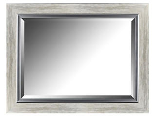 Ottawa Silver Wall Mirror, , large