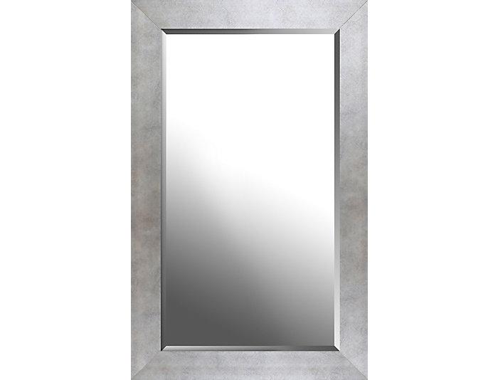 London 43x27 Wall Mirror, , large