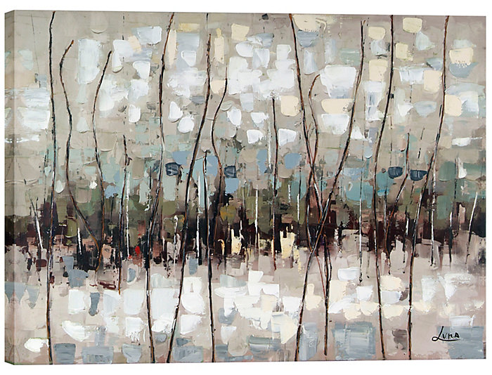 Neutral Abstract Painting, , large