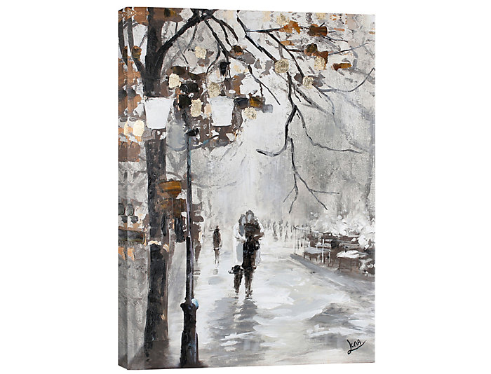 Midnight Stroll Painting, , large