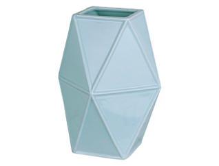 """Maura Seafoam 10"""" Ceramic Vase, , large"""