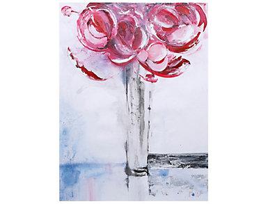 Pink Bouquet Canvas Art, , large