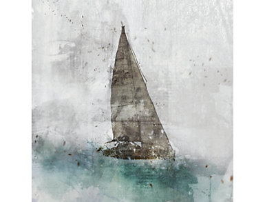 Sailing I Canvas Art, , large