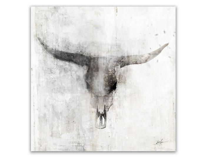 Bull Canvas Art, , large