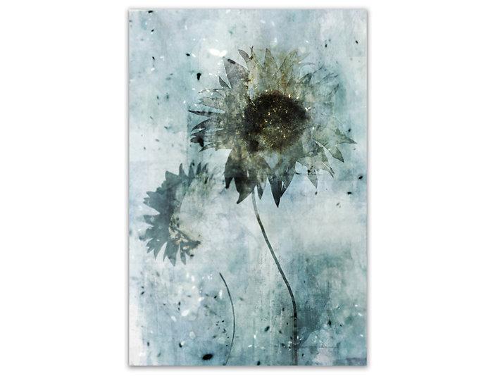Sunflower Dance Canvas Art, , large