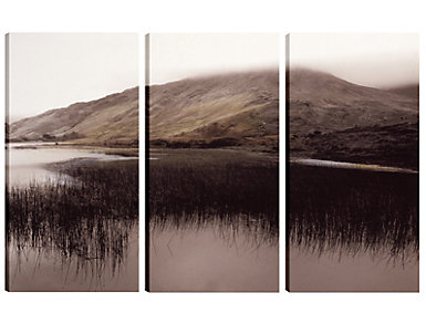 Mountain Triptych Wall Art, , large