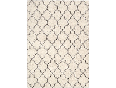 Bayhill Cream 5'3 x 7'5 Rug, , large