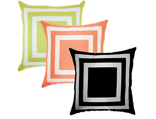 Square Pillow Collection, , large