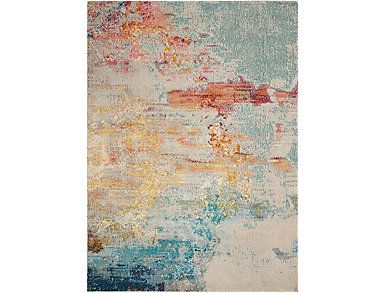 Carthage Sealife 7'10x10'6 Rug, , large