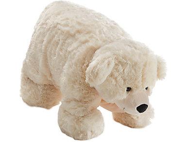 Foldable Bear Plush Animal/Plw, , large