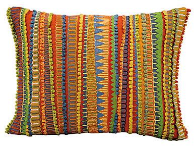 Harrison Yellow 17x13 Pillow, , large