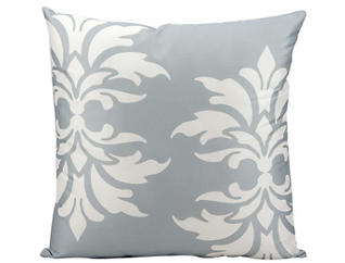 Strood Grey Outdoor Pillow, , large