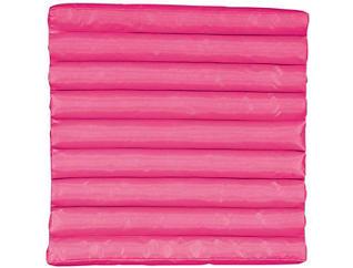 Bristol Pink Outdoor Cushion, , large