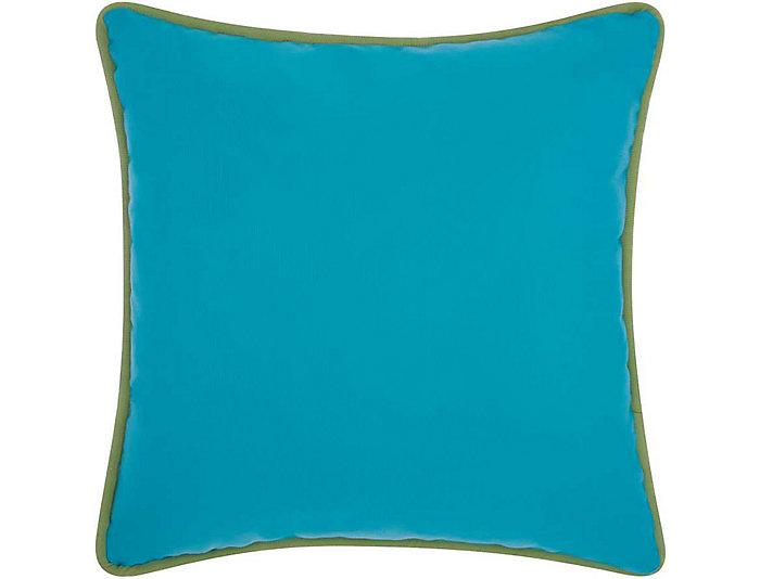 Warren Green Outdoor Pillow, , large
