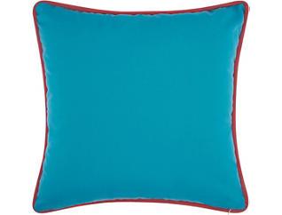 Warren Coral Outdoor Pillow, , large
