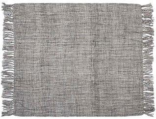 Rosemont Grey Throw Blanket, , large