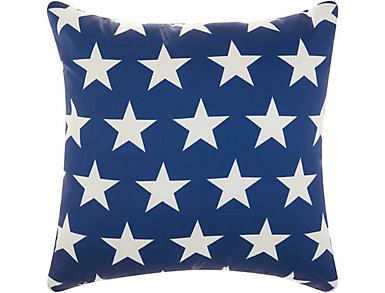 Stars Outdoor Pillow, , large
