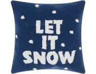 shop Let It Snow 18x18 Pillow