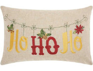 shop Ho Ho Ho 18x12 Pillow