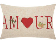 shop Amour Holiday 18x12 Pillow