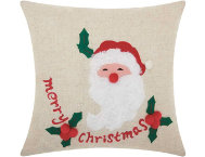 shop Merry Santa 16x16 Pillow
