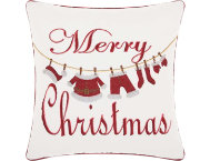 shop Merry Christmas 16x16 Pillow