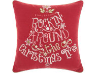 shop Rockin' Around 16x16 Pillow