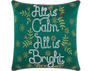 shop All Is Bright 18x18 Pillow