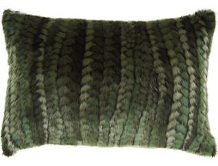 Pownal Faux Fur 18x12 Pillow, , large