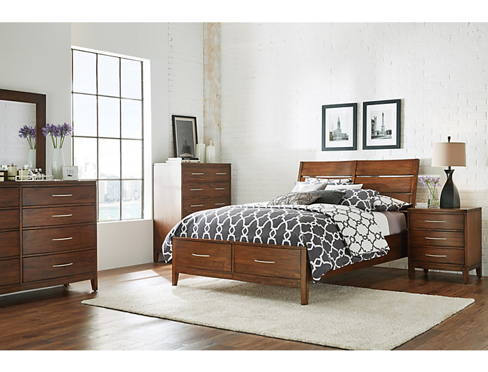 Connecticut 5 Drawer Chest, , large