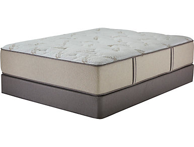 Natura Adler Queen Mattress Low Profile Split Foundation Set, , large