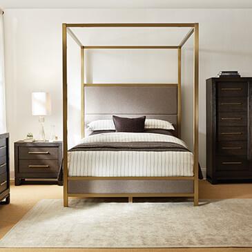 Nigel Barker Bedroom