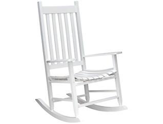 White Rocking Chair, , large