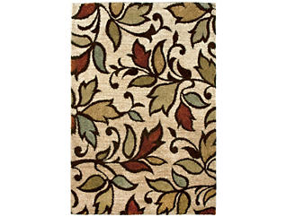 Getty Bisque 8x11 Rug, , large