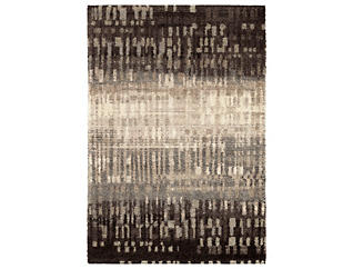 City Drizzle 7x10 Rug, , large