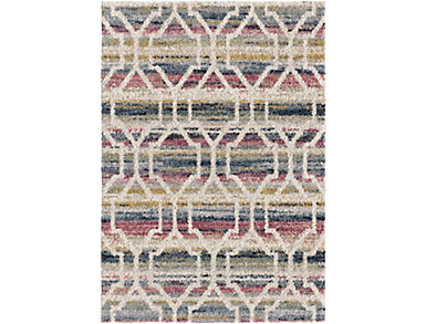 Continuous Motion 5'3x7'6 Rug, , large