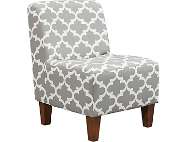 Amanda Storm Accent Chair, , large