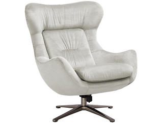Como Dove Swivel Chair, , large