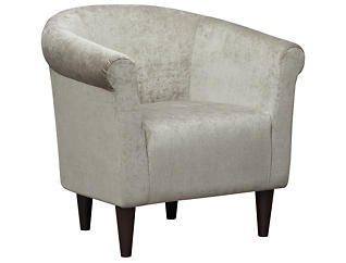 Marlee Accent Chair, Grey, , large