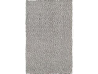 Heavenly Grey 7x10 Rug, , large
