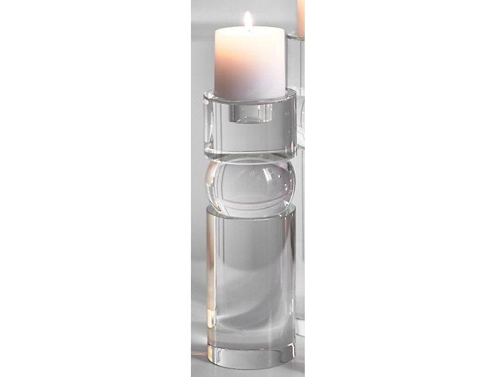 Crystal Medium Candle Holder, , large